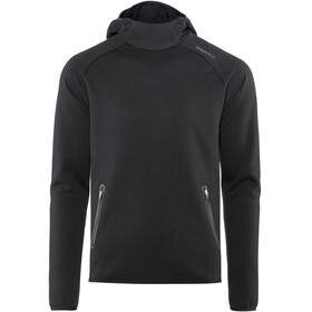 Craft Emotion Hood Sweatshirt Men black